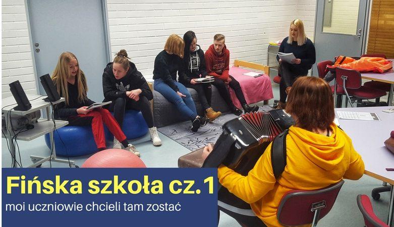 Fińska szkoła cz1